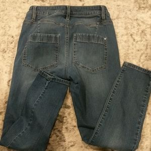 RW & company high-rise super stretch skinny jeans